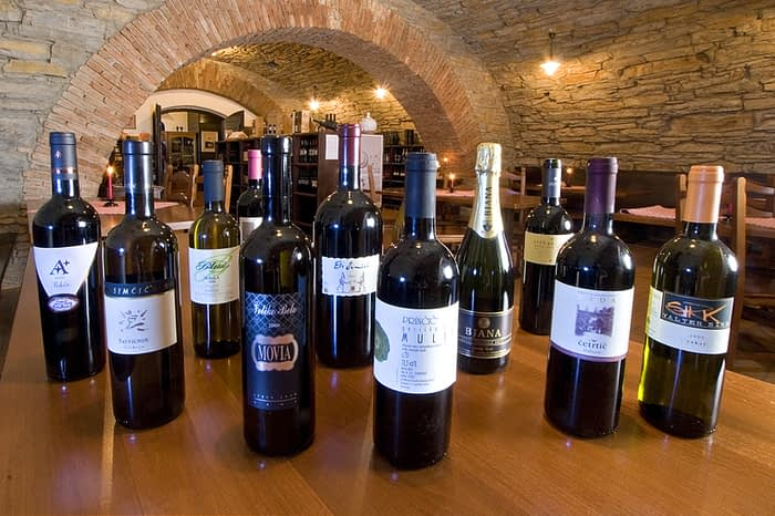 Wine tasting at Slovenian seaside – try best Mediterranean wines